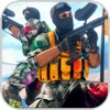 Extreme Fire Paintball Target