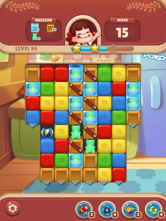 ペコちゃんブラスト Peko Blast : Puzzleのおすすめ画像5