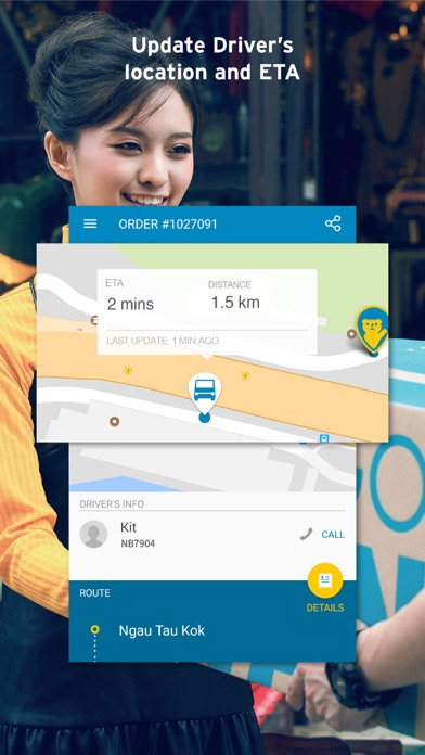 GOGOVAN – Your Delivery App for Windows