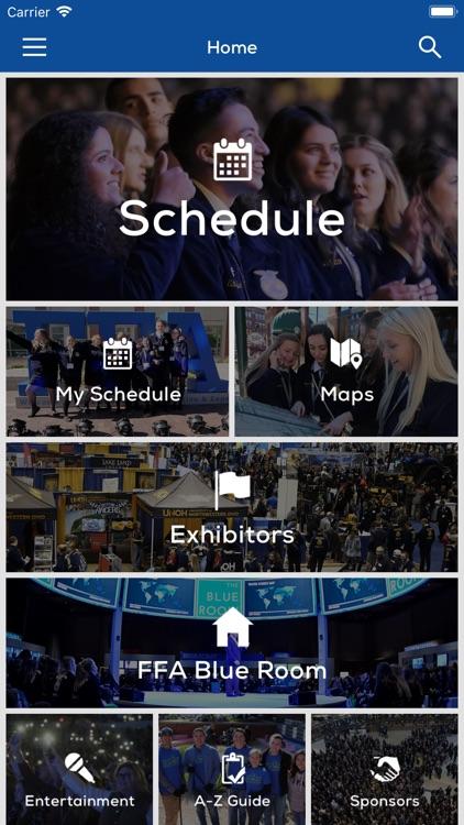 National FFA Events screenshot-3