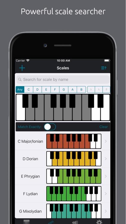 Tonality: Piano/Guitar Chords screenshot-4