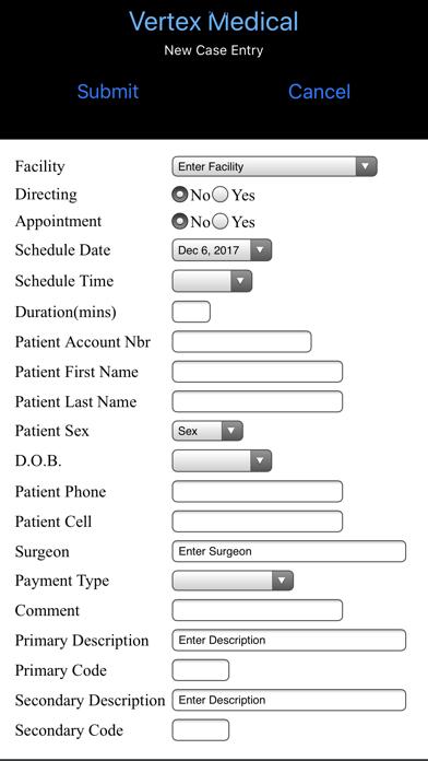 点击获取Vertex Medical Solutions