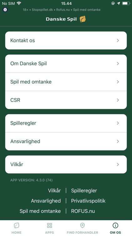 Danske Spil App screenshot-3