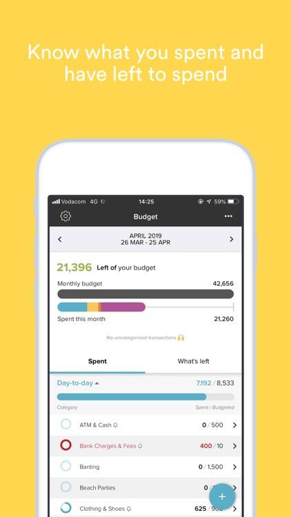 22seven: Budget, track & save