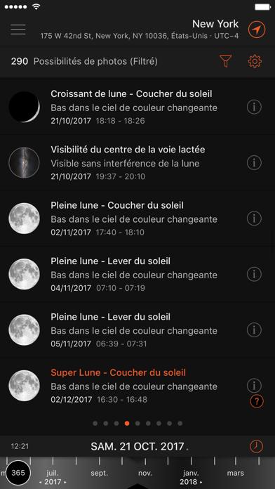 Sun Surveyor (Soleil & Lune)