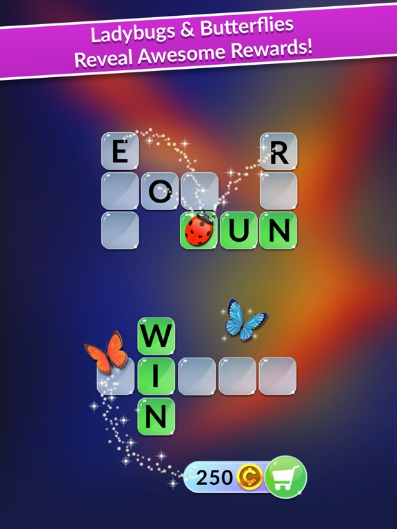 Wordscapes In Bloom screenshot 12