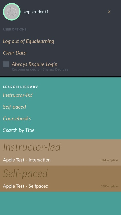 EquaLearning screenshot-3