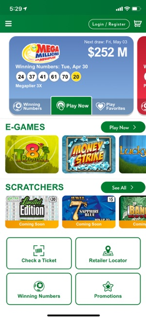 Virginia Lottery Official App on the App Store