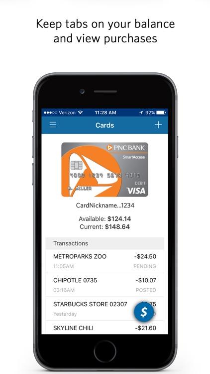 PNC SmartAccess® Card