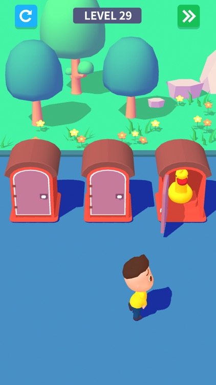 Toilet Games 3D screenshot-5