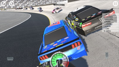 Screenshot for Outlaws - American Racing in United States App Store