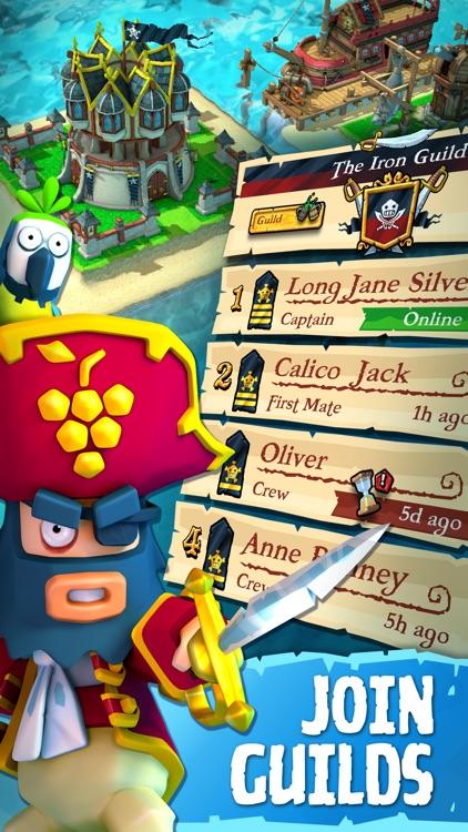 Plunder Pirates screenshot-4