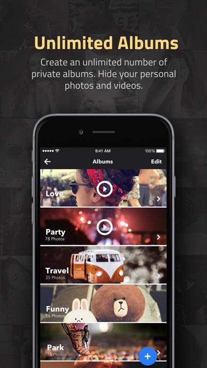 Secret Photo & Video Vault Kit screenshot-4