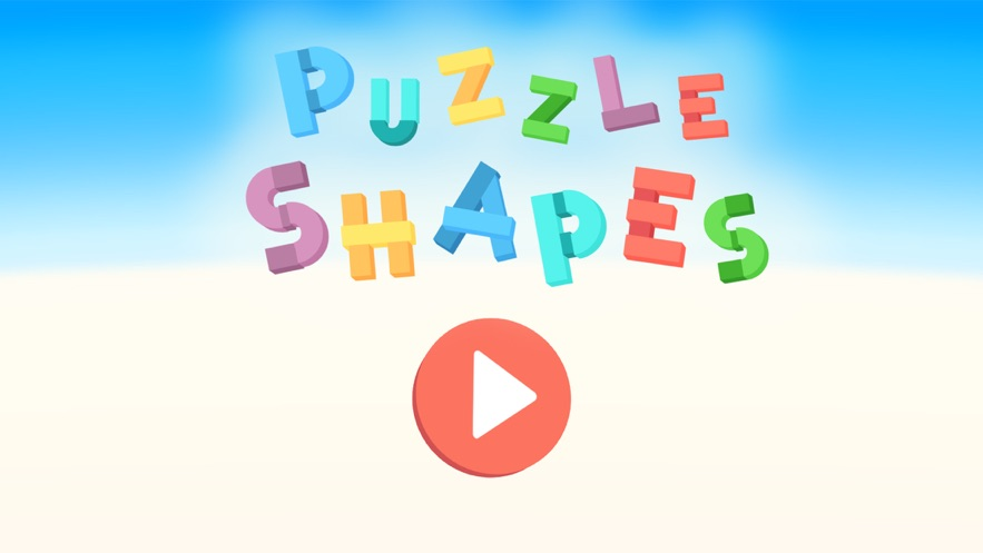 Puzzle Shapes - 儿童学习-1