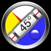 Peter Breitling - Clinometer + bubble level artwork