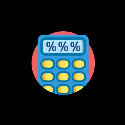 Tax Tip Discount Calculator