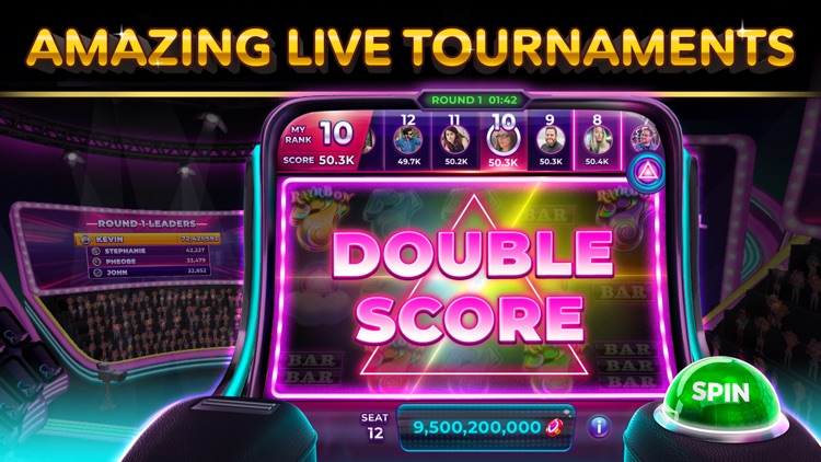 POP! Slots ™ Casino Slot Games screenshot-3