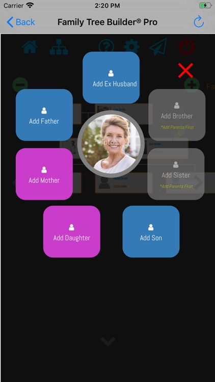 Family Tree Builder Pro screenshot-3