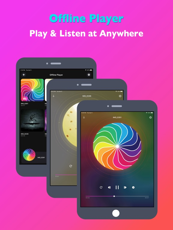 Offline Cloud MP3 Music Player | App Price Drops