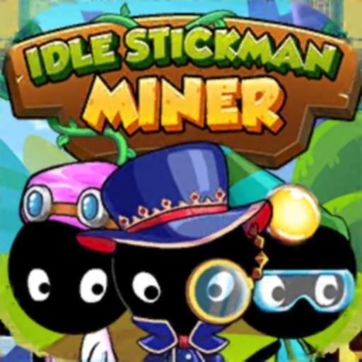Idle Stickman Miner