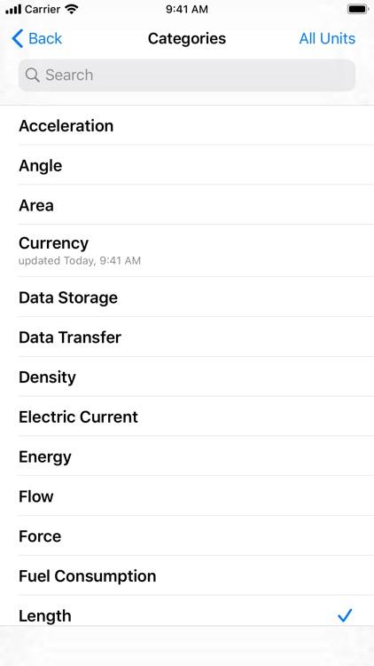 Units+ screenshot-3