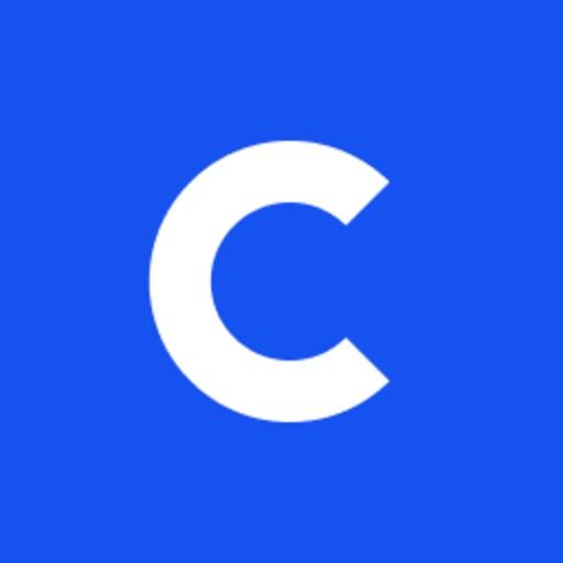 Coinbase – Buy & sell Bitcoin Icon