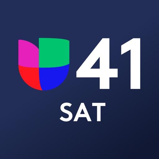 Univision 41 San Antonio icon