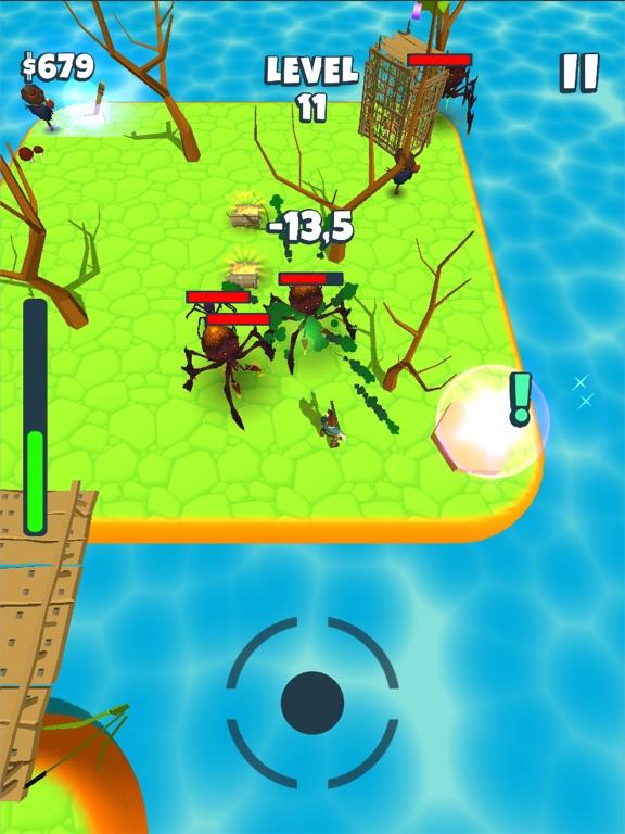 Bug Raid screenshot 3