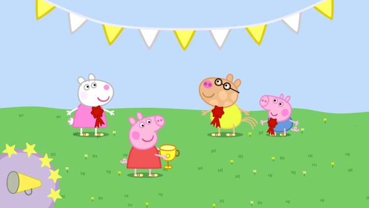 Peppa Pig: Sports Day screenshot-4