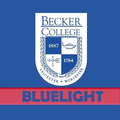Becker College Bluelight