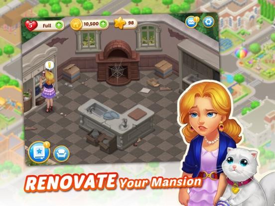 iPad Image of Matchington Mansion