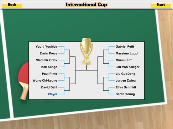 Virtual Table Tennis HDのおすすめ画像7