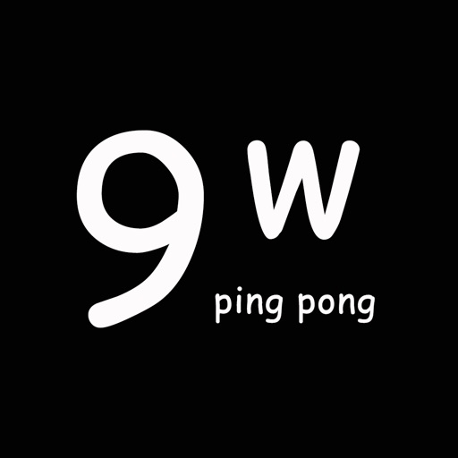 9W-Ping Pong icon