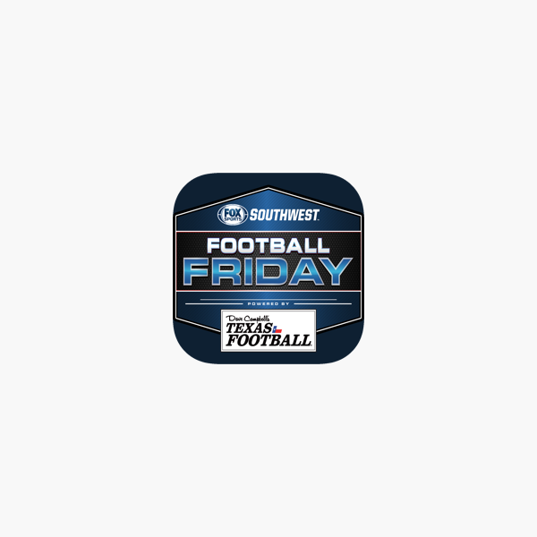 FSSW Football Friday on the App Store