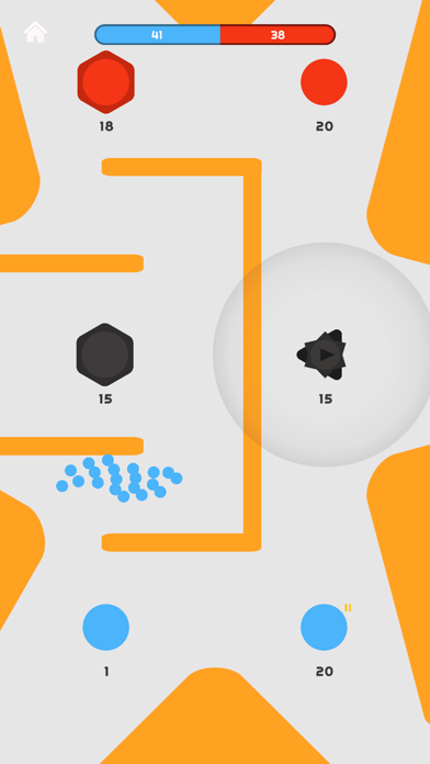 Clash of Dots - 1v1 RTS screenshot 5