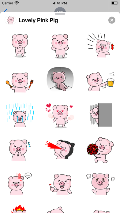 Lovely Pink Pig screenshot 3