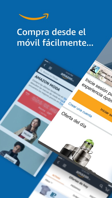 download Amazon Móvil apps 3