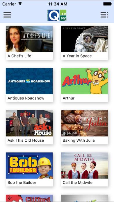 Delta Broadcasting App screenshot two
