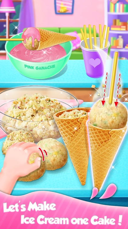 Ice Cream Cone Cake Maker