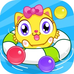 Meow Pop Bubble
