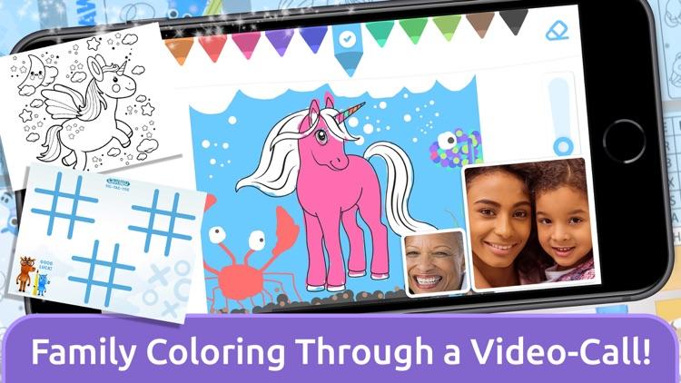Caribu Kids Books & Coloring screenshot-3