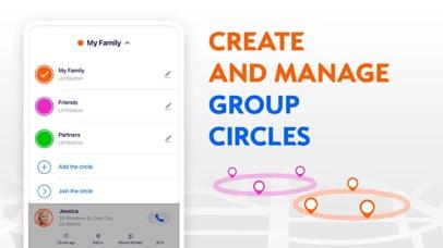 Onlook: Trova Famiglia e Phone screenshot four