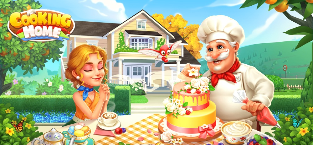 Cooking Home: Restaurant Games Cheat Codes