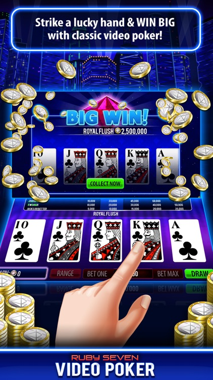 Video Poker by Ruby Seven screenshot-2