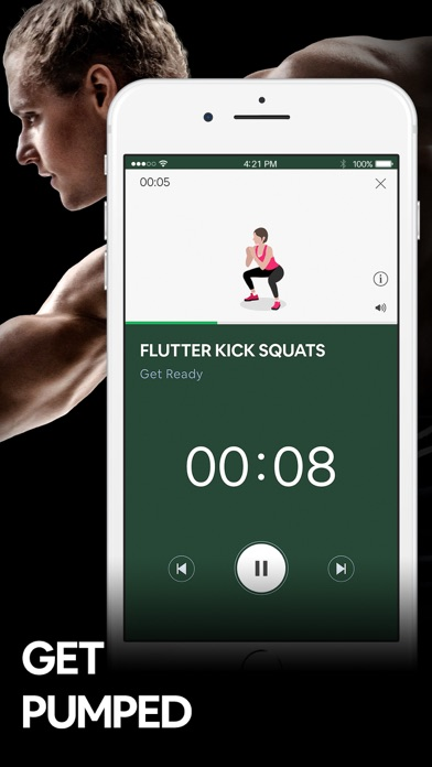 Download 7 Minute Workout: Fitness App for Pc
