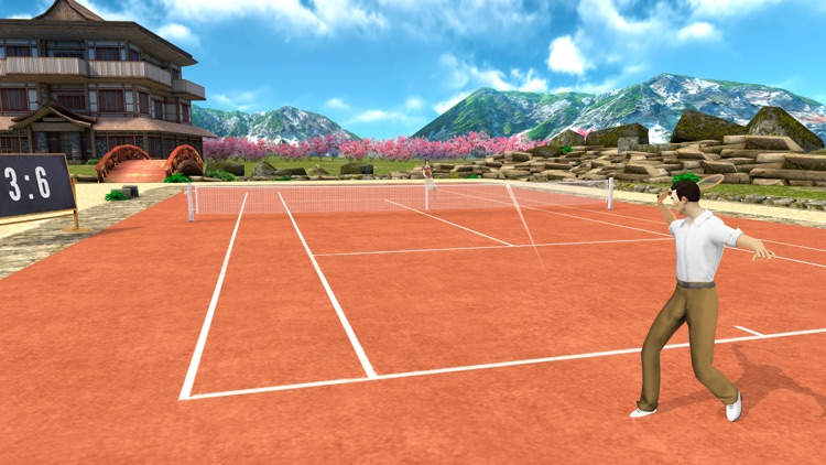 Tennis Game in Roaring '20s screenshot-6