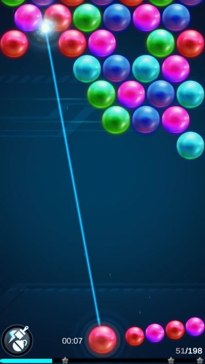 Bubble Shooter -magnetic balls screenshot-4
