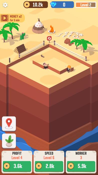 Idle Digging Tycoon screenshot 1