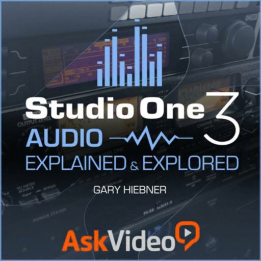 Audio Course for Studio One 3