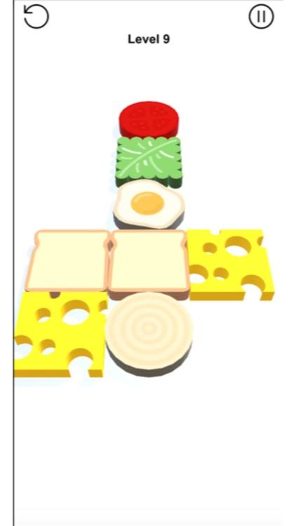Sandwich Maker : Top Chef